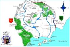 Karten von Finsterfels