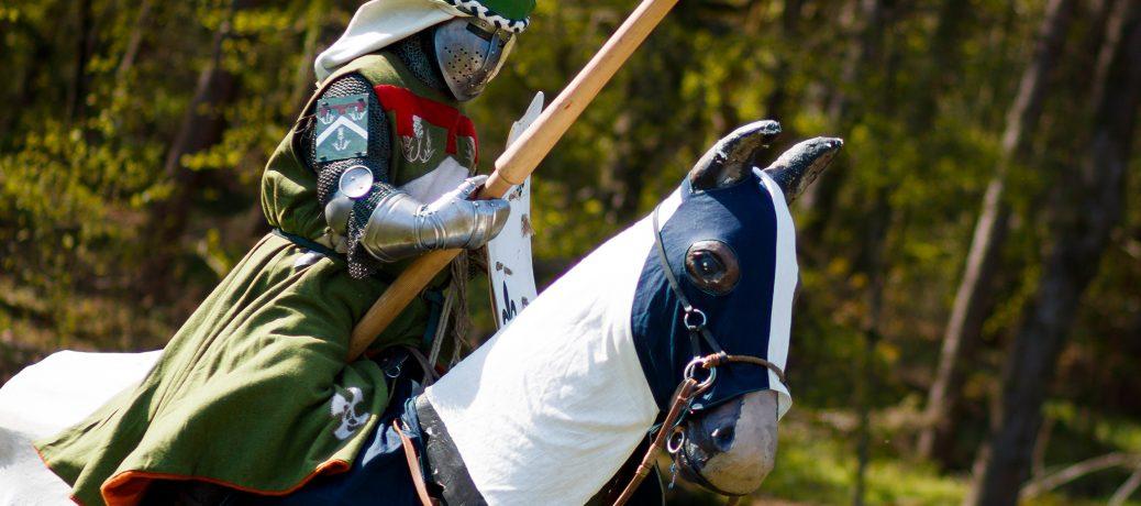 Anmeldung zum Ritterturnier ist online!